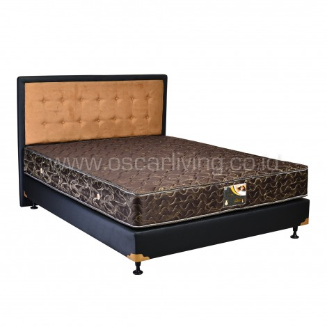 Liberty Onyx Bedset Queenstown - Coklat